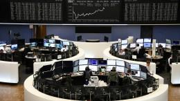 Aktienbörsen machen Boden gut