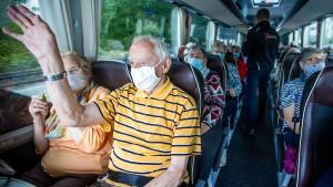 Corona lässt Reisebusmarkt einbrechen