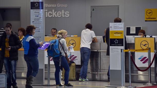 Erste Hilfe für Fluggäste