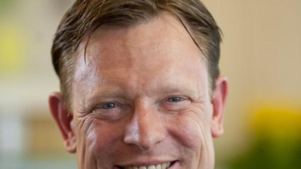 Roland Boekhout - Vorstandsvorsitzender der  ING-Diba