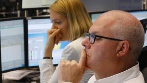 Griechenland schreckt den Euro nicht