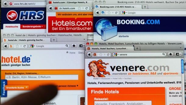 Kartellamt untersagt Hotelportal Booking.com Preisklauseln