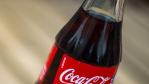 Ist die Cola-Flasche eine Marke?