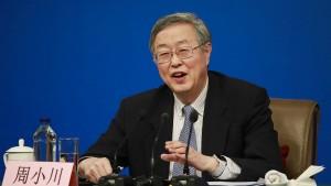 Chinas Zentralbank warnt vor Schulden