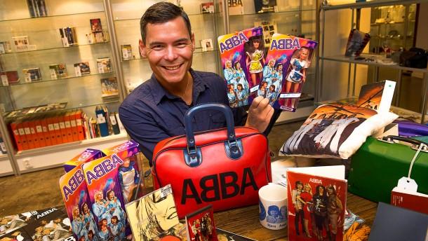 Alte ABBA-Schallplatte für rund 4800 Euro versteigert