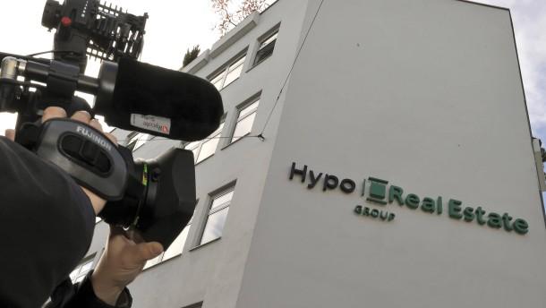 Pleite der Hypo Real Estate wird neu aufgerollt