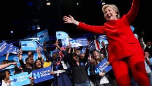 Hillary gibt Dax Aufschwung
