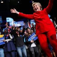 Laut Einschätzung vieler Marktteilnehmer heißt die Gewinnerin des TV-Duells Hillary Clinton.