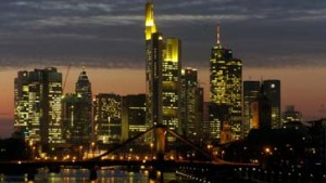 Mehr als eine Million Quadratmeter in Frankfurter Büros unbesetzt