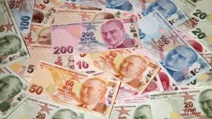 Die türkische Lira hat weiter zu kämpfen