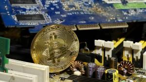 Chinesen handeln verstärkt mit Kryptowährungen