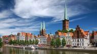 Schöne Aussicht: Städte wie Lübeck ziehen neue Einwohner an.