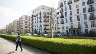Beliebte Investition: Chinesen kaufen Wohnungen im Frankfurter Europaviertel.
