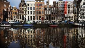Amsterdamer AEX bleibt im Aufwärtstrend