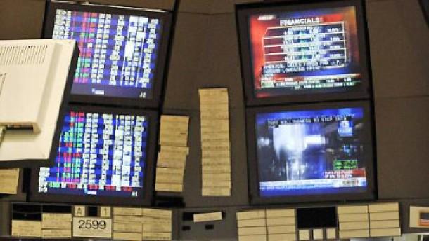 Analysten an der Wall Street setzen auf steigende Kurse