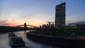 EZB verringert ihre Anleihekäufe