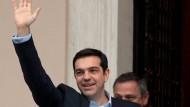 Unsicherheit wegen Griechenland