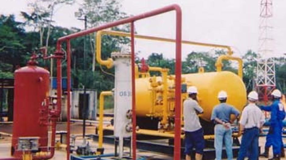 Burren Energy fördert Öl im Kongo.