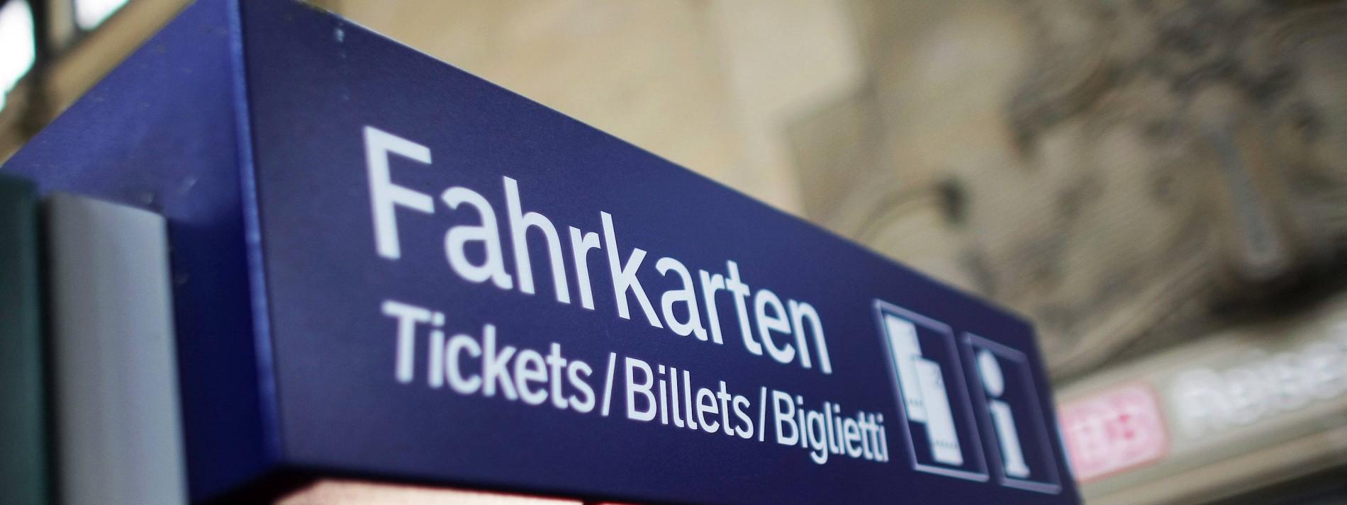 Bahn erhöht Preise im Fernverkehr