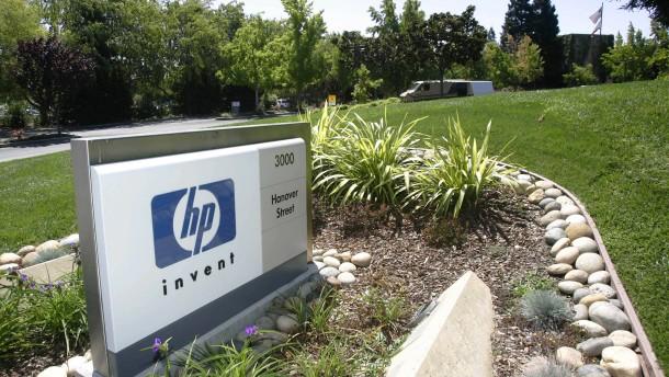 Hoffnungsschimmer für Hewlett-Packard