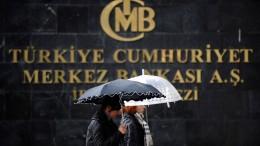 Die Türkische Zentralbank kann die Lira nicht stützen
