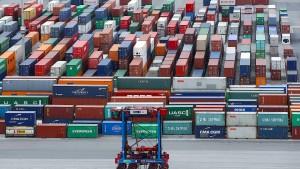 Auf einmal fehlen 1.000.000 Container