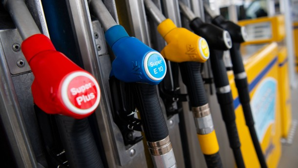 Benzinpreisrally treibt die Inflation
