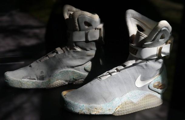 Zurück in die Zukunft: Nikes selbstbindende Schuhe per