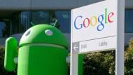 Vermögensverwalter fürchten Konkurrenz durch Google