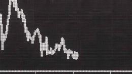 Aktienmarkt schließt mit schwarzer Null