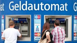 Gauner bevorzugen Berliner Geldautomaten