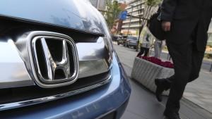 Honda zahlt Rekordstrafe in Amerika