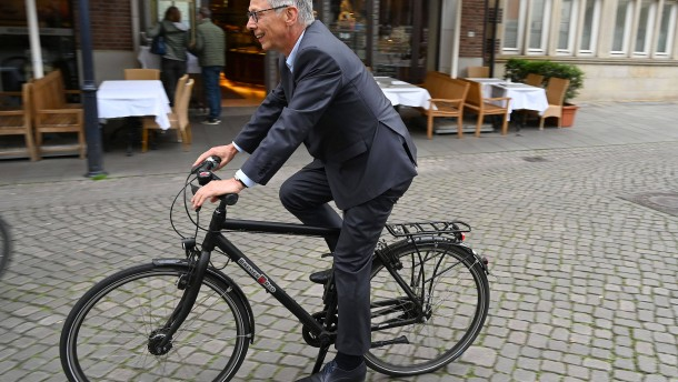 Bremen auf der Fahrrad-Überholspur