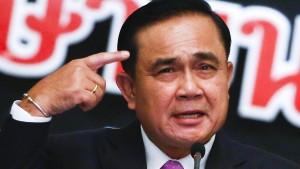 Thailändischer Premierminister erntet viel Spott für eigenen Song