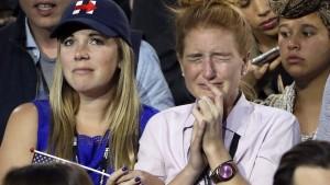 Trump steht vor Sieg in Amerika