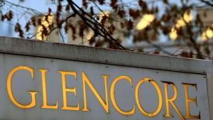Anleger stimmen Rohstoff-Fusion von Glencore und Xstrata zu