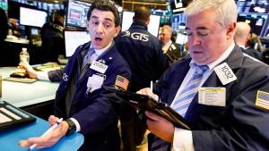 Der S&P 500 ist angezählt