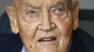 John Clifton Bogle, Gründer des ersten Indexfonds'