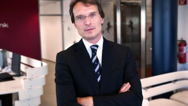 Claus Vogt - Chefvolkswirt und leitender Anlagestratege der Quirin-Bank stellt sich den Fragen von Georg Meck