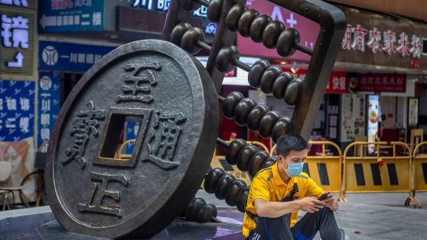Yuan steuert auf neue Tiefstände zu