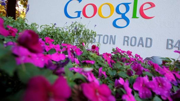 Google gibt EU-Wettbewerbshütern nach