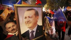 In der Türkei kann die AKP wieder allein regieren