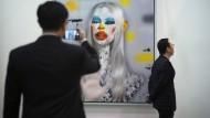Die Art Basel in Hongkong ist gut besucht.
