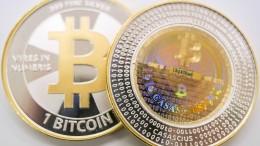 Bitcoin im freien Fall