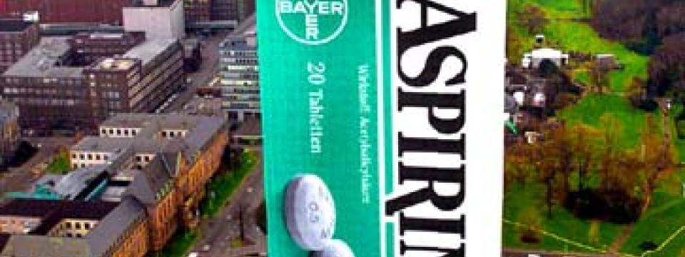 pharma aspirin als muster der markenpflege unternehmen. Black Bedroom Furniture Sets. Home Design Ideas