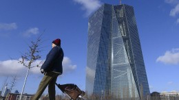 """EZB """"weitgehend zufrieden"""" mit Kapitaldecke der Banken"""