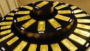 Der Tresor von Xetra-Gold ist so voll wie nie zuvor