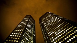 Deutsche-Bank-Aktie kostet so wenig wie nie