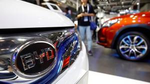 BYD will Umsatz verzehnfachen