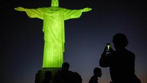 Die Welt blickt nach Rio